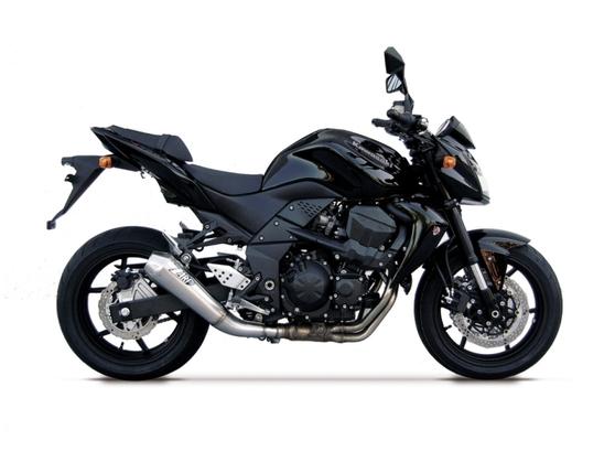 Homologovaný kónický titanový výfuk Kawasaki Z 750 2004 - 2011