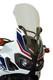 Čelní štít / plexisklo - čiré Honda CRF 1000L Africa Twin 2016