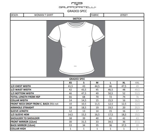 Dámské tričko 44