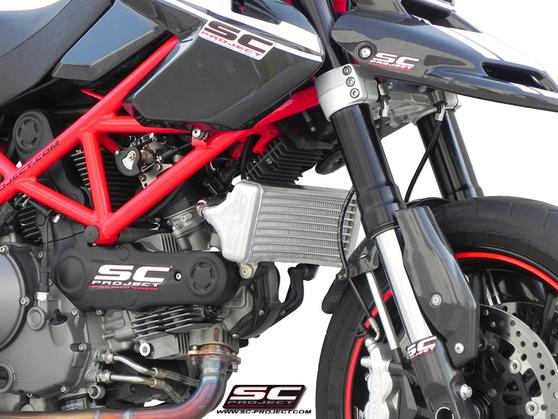 Olejový chladič Ducati Hypermotard 1100 Evo