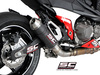 Slip-on GP EVO Carbon Kawasaki Z 800 2012 - 2016