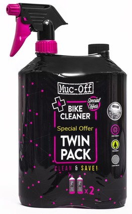 Bike Cleaner 1L TWIN PACK