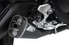 Full system 3-1 black carbon Yamaha XSR 900