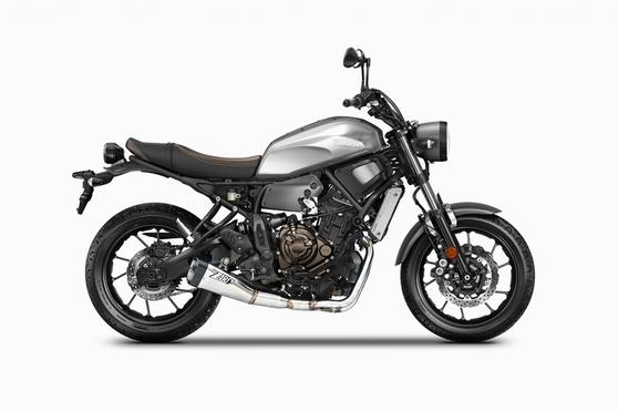Full system 2-1 carbon Yamaha XSR 700