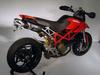 Dual Slip-on Penta Alu Ducati Hypermotard 1100 / EVO 2007 - 2012 Ducati Hypermotard 1100 2007 - 2012