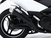 Výfukový systém Conical Yamaha T-Max 2000 - 2003