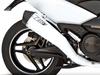 Výfukový systém Conical Yamaha T-Max 2008 - 2011