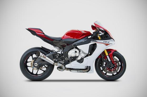 Výfuk Zard Yamaha YZF-R1 2015