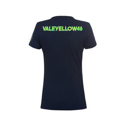 Dámské tričko Valentino Rossi - černé