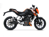 V2 racing kit KTM Duke 125 / 200