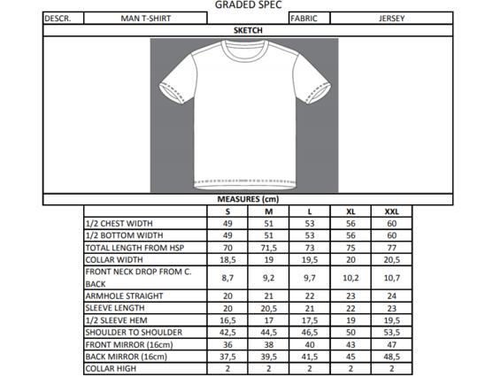 Pánské tričko JL 99