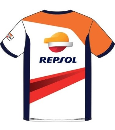 Pánské tričko Pedrosa 26 Repsol
