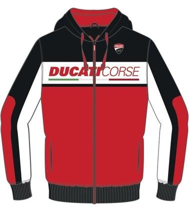 Pánská mikina Ducati Corse