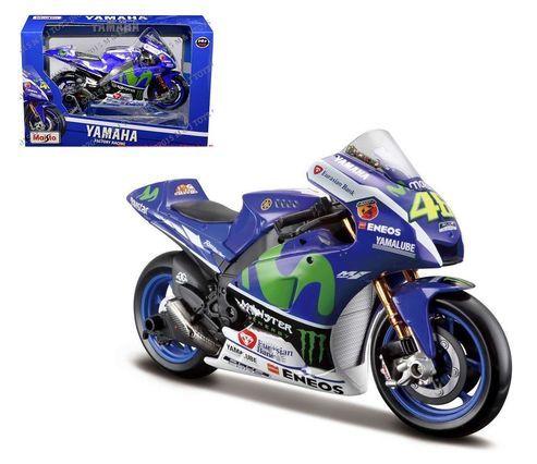 Model Yamaha YZR-M1 Valentino Rossi 2016