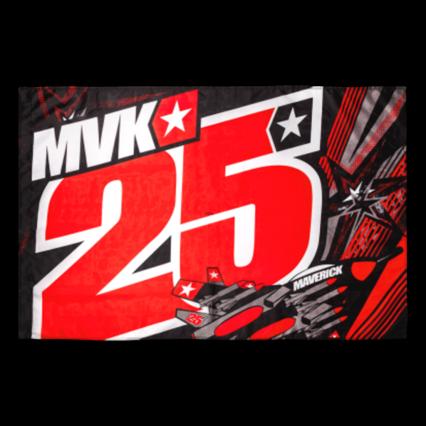 Vlajka Maverick Viňales
