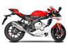 Racing nerez/titanový 3/4 kit koncovky FORCE 350mm Yamaha YZF-R1 2015 - 2018 Yamaha YZF-R1 2015 - 2018