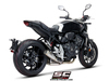 Slip-on Conic '70s Honda CB 1000 R Neo Sports Cafe 2018 - 2019