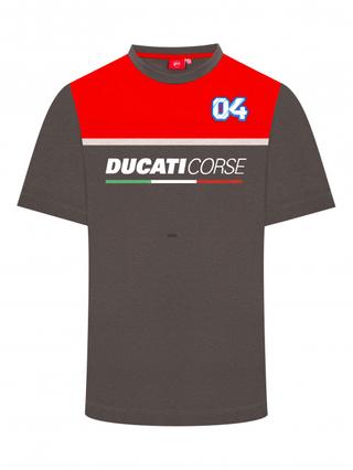 Pánské tričko Andrea Dovizioso AD04 2019