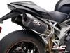 Dual Slip-on SC1-M Carbon Triumph Speed Triple 1050 S / RS 2018 - 2019