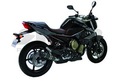 Box Yamaha XJ6 2009 - 2012