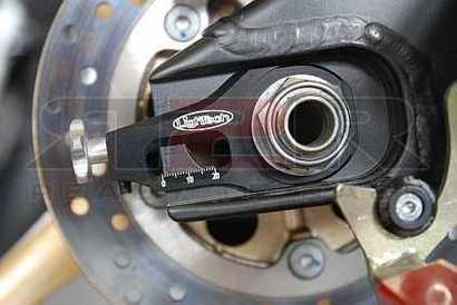 Napínák řetězu Yamaha YZF-R6 2006 - 2014