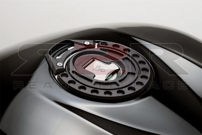 Kryt Uzávěru Palivové Nádrže Endurance Honda Hornet 600 2011 2012