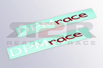 Nálepky - DPM RACE Honda Hornet 600 1999 - 2002