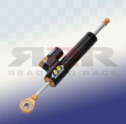 Tlumiče řízení 140mm CSC lineární (černá)