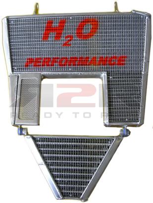Chladič veliký + olejovej chladič Ducati 749 2003 - 2006