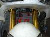 Chladič veliký  Triumph Daytona 675 2006 - 2012