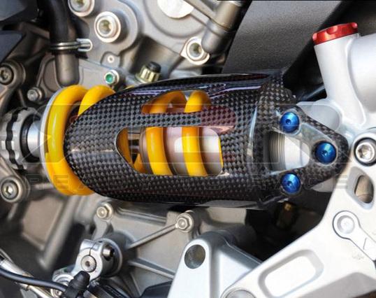 Kryt zadního tlumiče Ducati 1199 Panigale 2012