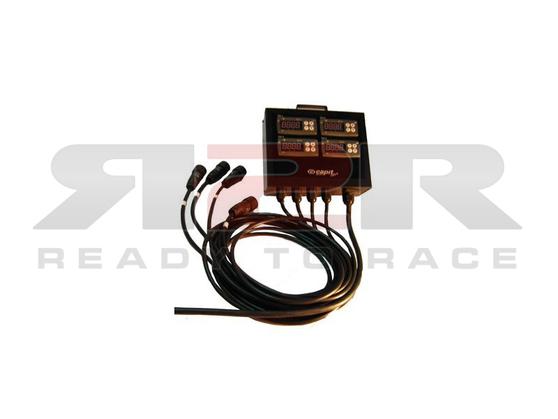 Elektronický řídící termo-systém LEO ( 4-kanálový)