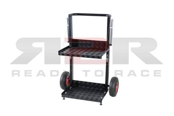 Pit-Lane vozík