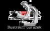 Open Line (Chrom) Harley Davidson Sportster XL 883 L SuperLow 2006 - 2013