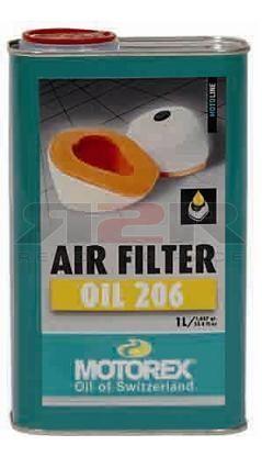 Motorex olej na vzduchové filtry 1L