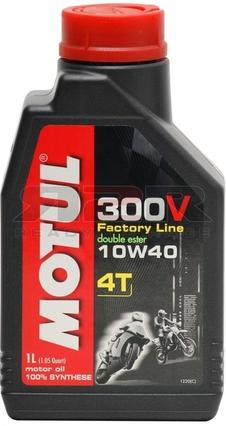 Motul 300V4T 10W40 1l