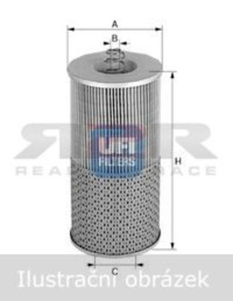 Olejový filtr  Aprilia SXV 450 2006 - 2012