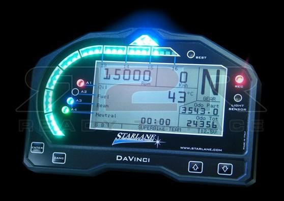 Davinci - S  BMW S 1000 RR 2009 - 2012