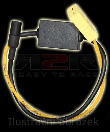 Zesilovač pro termosnímač typ K