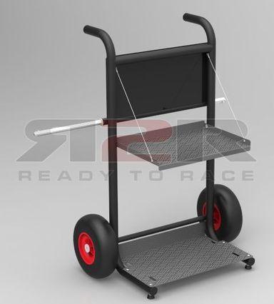 Pit-line vozík