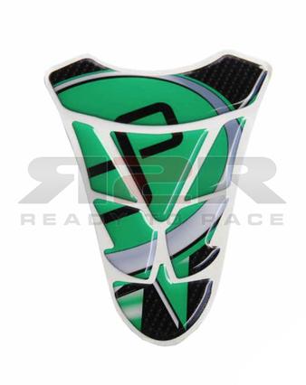 Tankpad - zelené logo