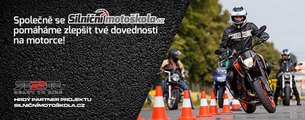 Read2Ride.cz partner projektu www.silnicnimotoskola.cz