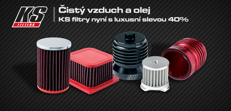 KS Filters - vzduchové filtry